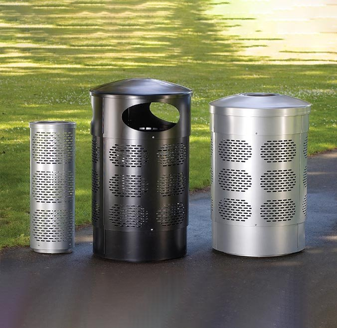 Brio Collection Receptacles