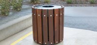 Metro Collection Receptacles