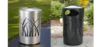 Terrace Collection - Meadow Pattern Bin
