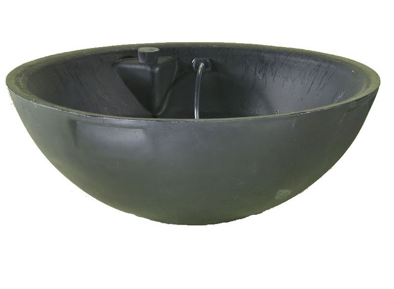 CWF Low Bowl Container Irrigation Insert