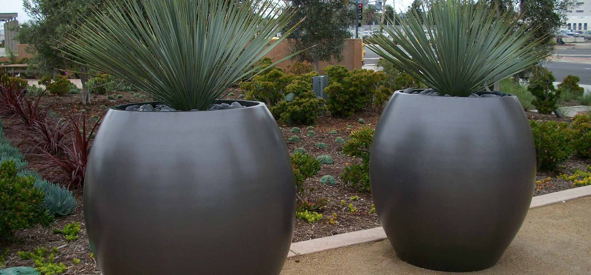Aquarian Planters - Round Puddle