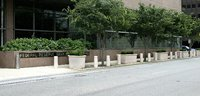 Barrier Planters