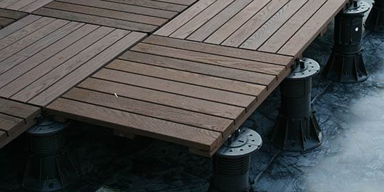 Boulevard Structural Wood Tiles